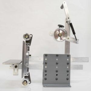 Type One 2x72 Belt Grinder/Sander Frame With Wheels