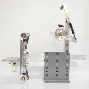Type One 1.5 2x72 Belt Grinder/Sander Frame With Wheels