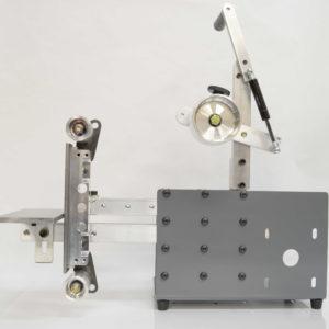 SRG 1.5 2x72 Belt Grinder/Sander Frame With Wheels