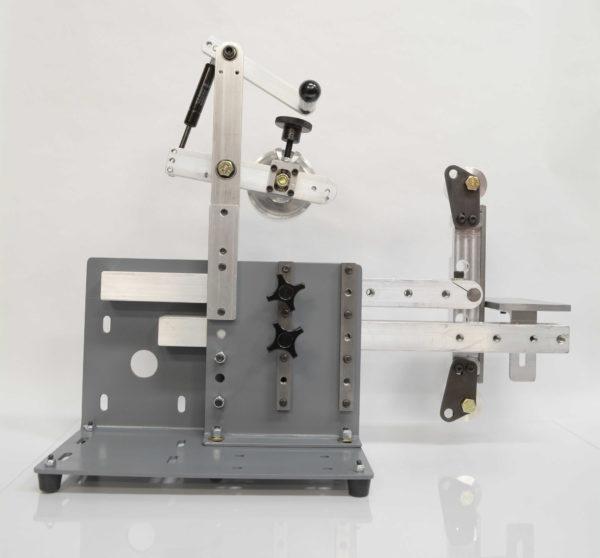 SRG 1.5 2x72 Belt Grinder/Sander Frame With Wheels Side